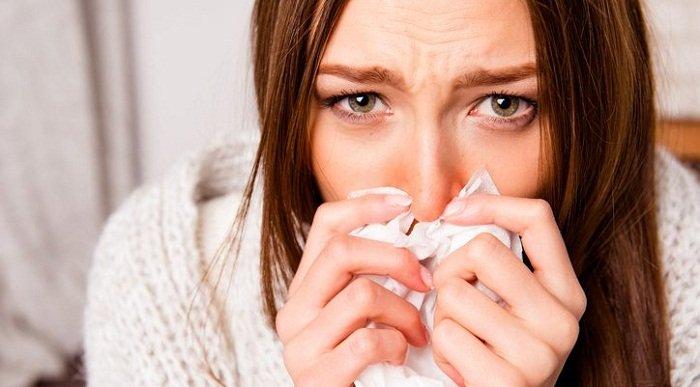 лечение аллергический ринит